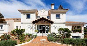 Bed Linen for Guest Houses - Yorkshire Linen Beds & More OG01