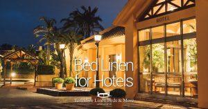 Bed Linen for Hotels - Yorkshire Linen Beds & More OG01