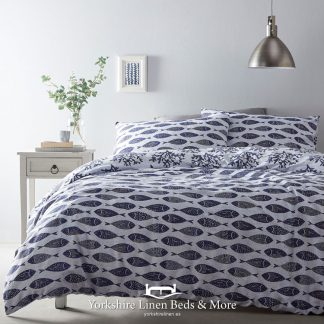 Coral Cove Reversible Duvet Cover Set - Yorkshire Linen Beds & More Mijas Costa Marbella Spain P01