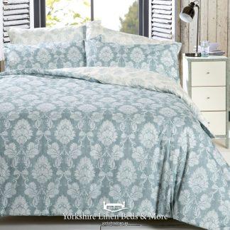 Vantona Nadia Percale Duvet Cover Set - Yorkshire Linen Beds & More