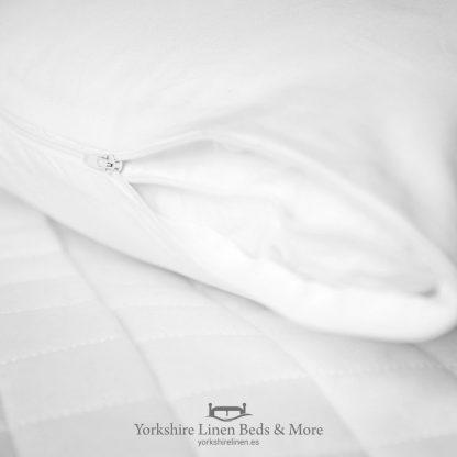 Prima Hotel Cotton Pillow Protectors - Yorkshire Linen Beds & More P01