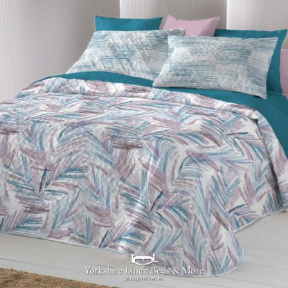 Cabana Lightweight Bedspread - Yorkshire Linen Beds & More P01
