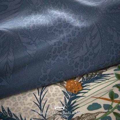 Safari Teal Duvet Cover Set - Yorkshire Linen Beds & More P03
