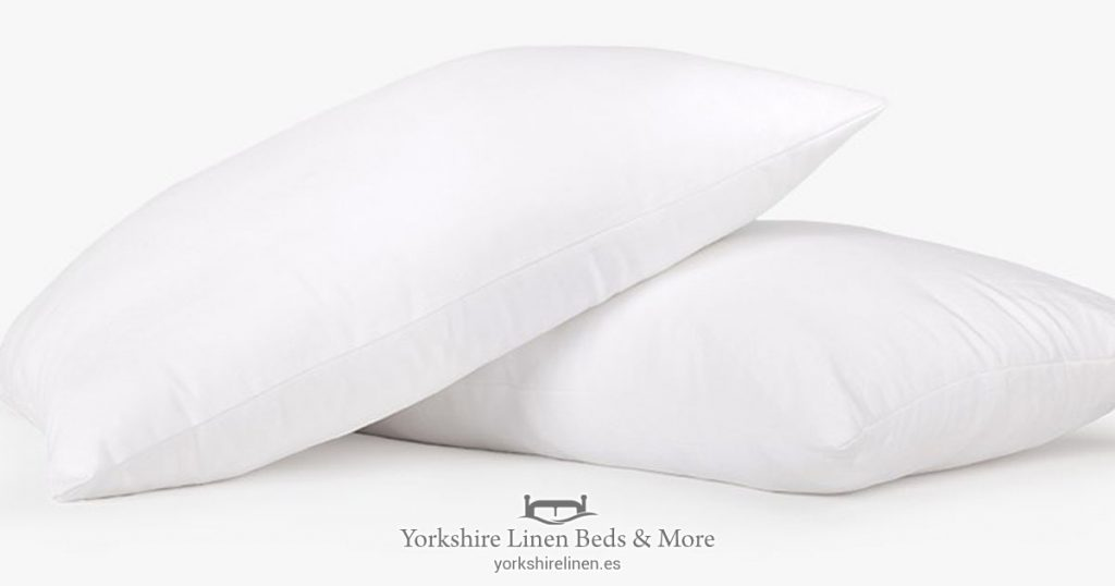 Anti-Bacterial Sanitized Pillow - Yorkshire Linen Beds & More OG01