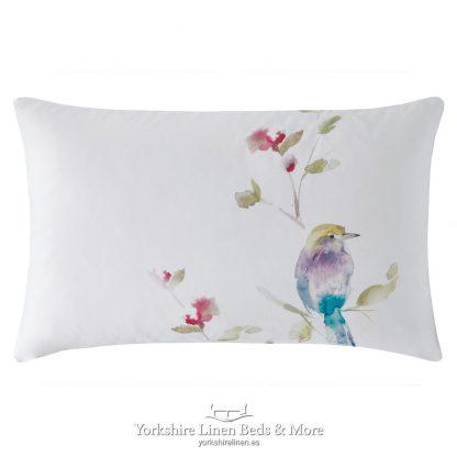 Spring Birds 100pc Cotton Duvet Cover Set - Yorkshire Linen Beds & More P03