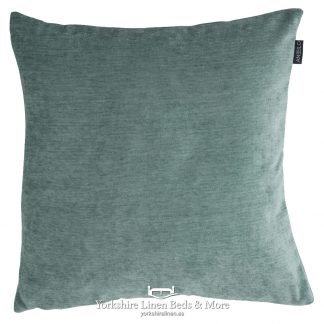 Soul Cushion Covers Mint Green Yorkshire Linen Beds & More P01