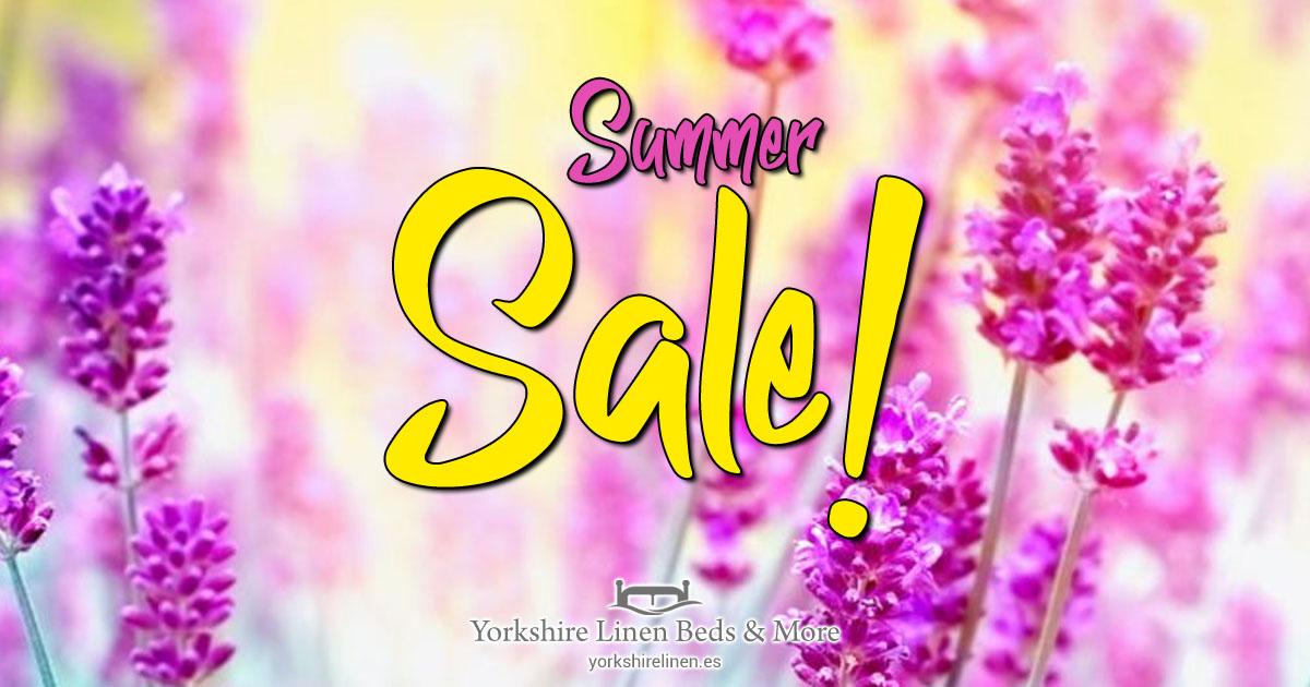 Summer Sale Yorkshire Linen Beds & More OG01