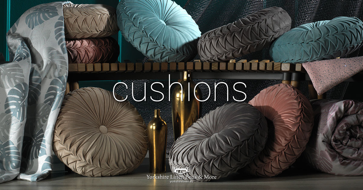 Cushions & Covers Autumn 2020 Yorkshire Linen Beds & More OG01