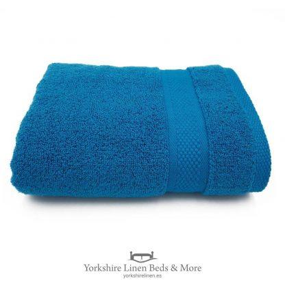 550gsm Wonder Dry 100pc Cotton Towels Emerald - Yorkshire Linen Beds & More P01