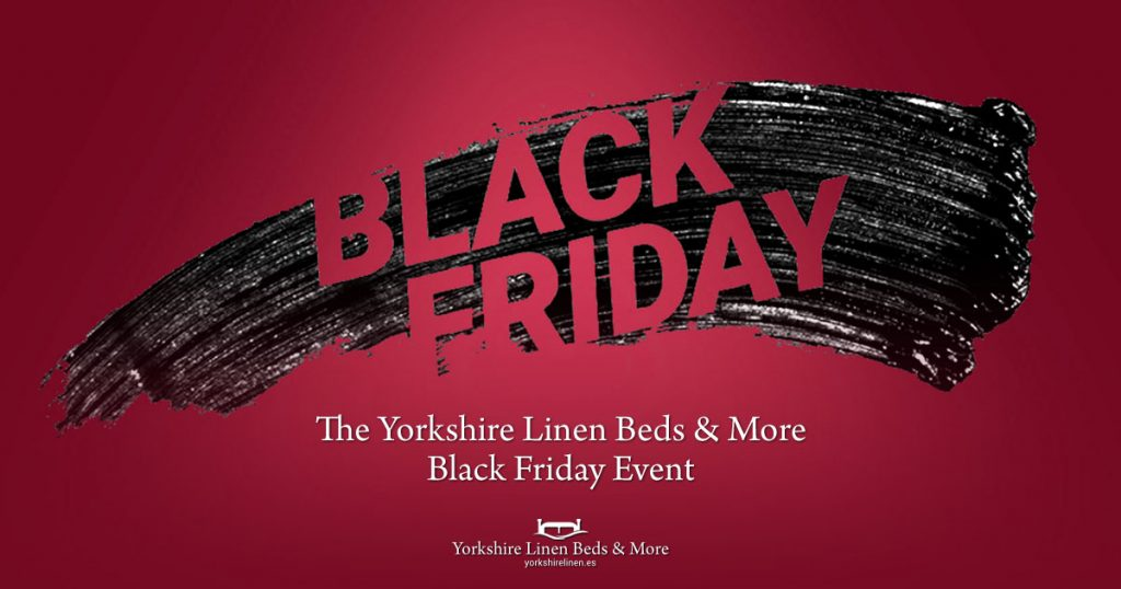Black Friday Event 2020 - Yorkshire Linen Beds & More OG01