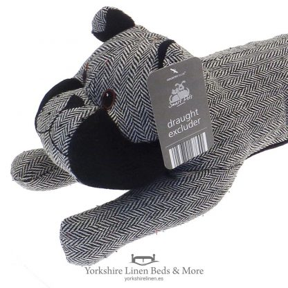 Doggy Door Draught Excluder - Yorkshire Linen Beds & More P02