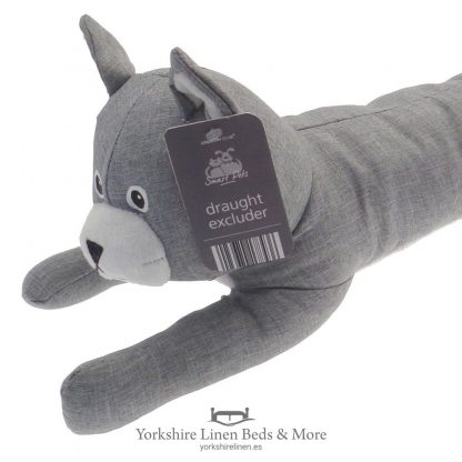 Moggy Door Draught Excluder - Yorkshire Linen Beds & More P03