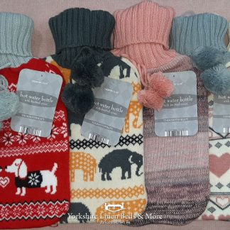 Hot Water Bottles - Yorkshire Linen Beds & More