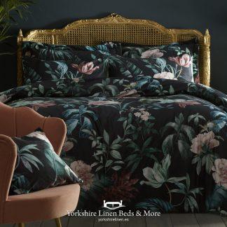 Heligan Luxury Velvet Duvet Cover Set - Yorkshire Linen Beds & More