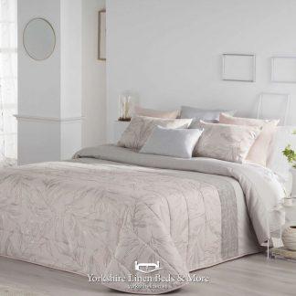 Alicia Bedspread, Nude - Yorkshire Linen Beds & More