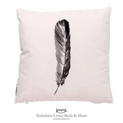 Idaho Feather Cushion, Feather Cushion Designs - Yorkshire Linen Beds & More