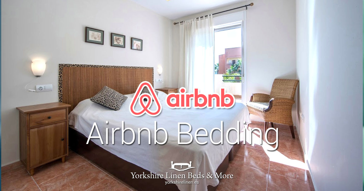 Airbnb Bedding Tips - Premium Quality Bedding for Airbnb Holiday Properties