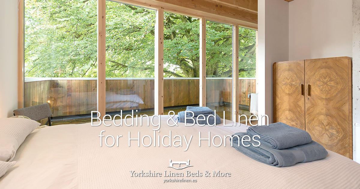 Bedding & Bed Linen for Holiday Homes OG01