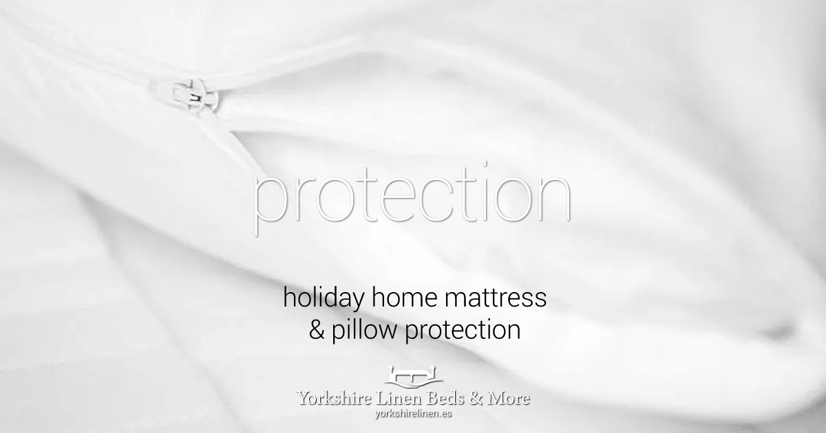 Holiday Home Mattress & Pillow Protection