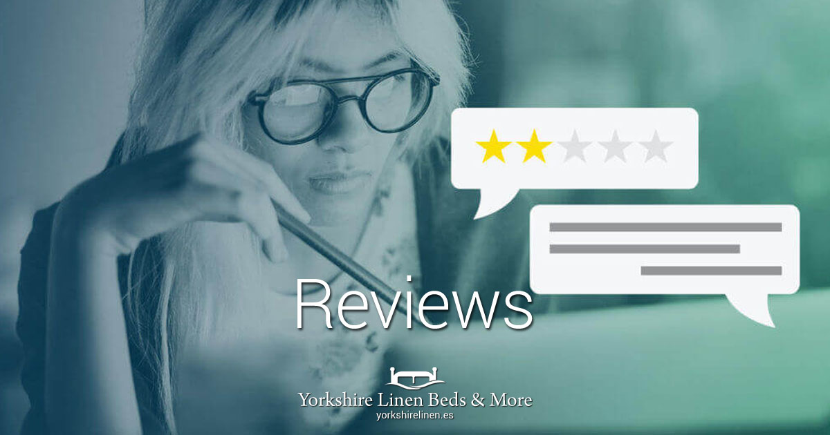 Testimonials & Reviews of Yorkshire Linen Beds & More