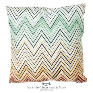 Outdoor Cushion, Zig Zag - Cushions & Cushion Covers - Yorkshire Linen Beds & More