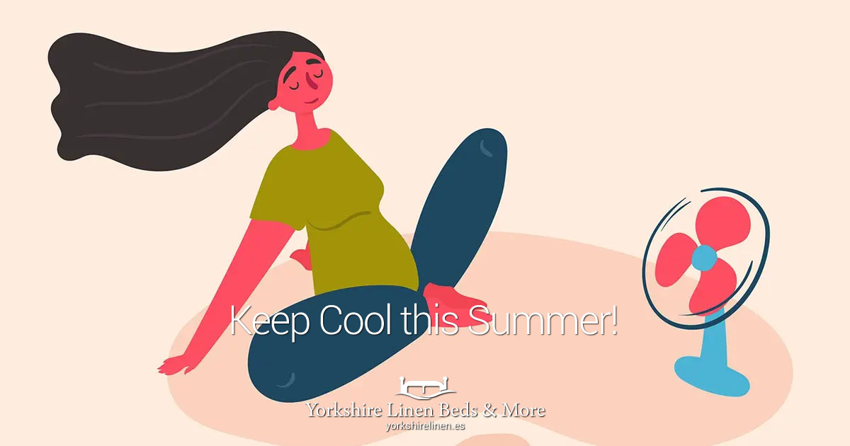 Beat the Heat this Summer - Ideas to Keep Cool in the Hotter Months