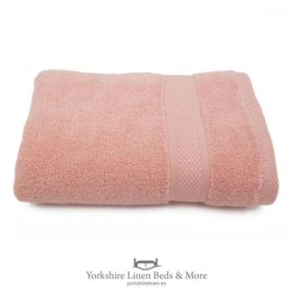 Luxury 600 GSM Zero Twist Towels, Nude - Towels and Bathroom - Yorkshire Linen Beds & More