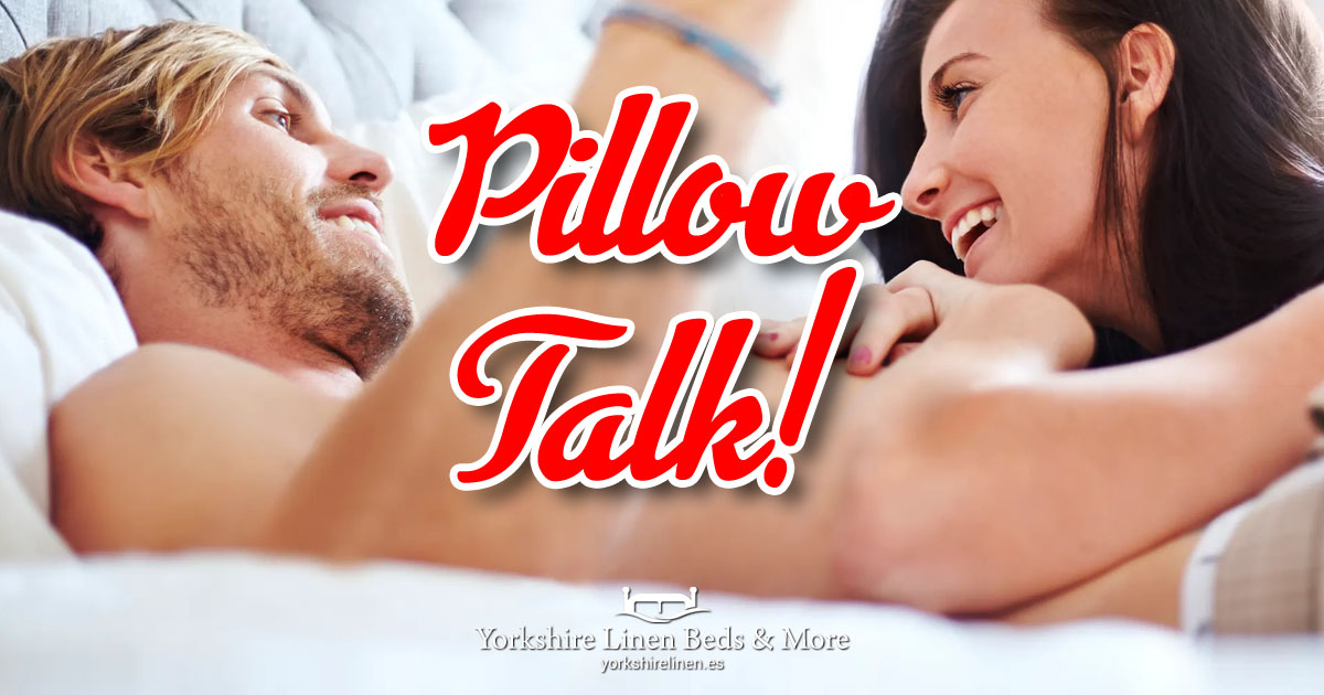 Pillow Talk - Choose the right pillow for the best night's sleep