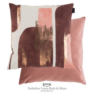 Urban Splash Cushions, Wine - Cushions and Cushion Covers from Yorkshire Linen Beds & More P01